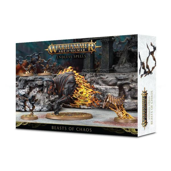 BEASTS OF CHAOS ENDLESS SPELLS DHC