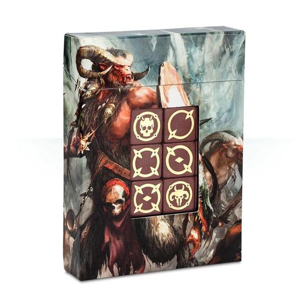 BEASTS OF CHAOS DICE DHC
