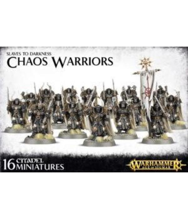 CHAOS WARRIOR REGIMENT DHC
