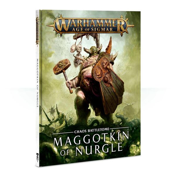 BATTLETOME MAGGOTKIN OF NURGLE DHC