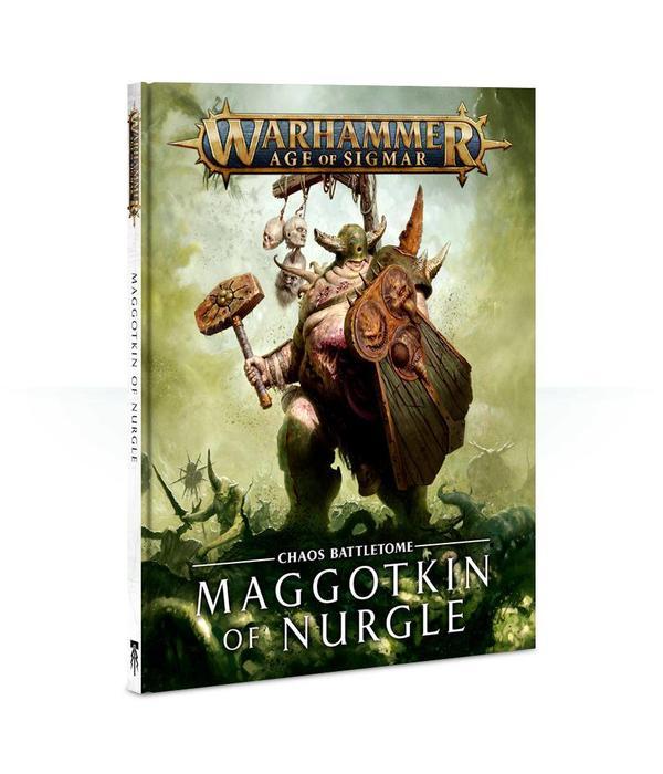 BATTLETOME MAGGOTKIN OF NURGLE