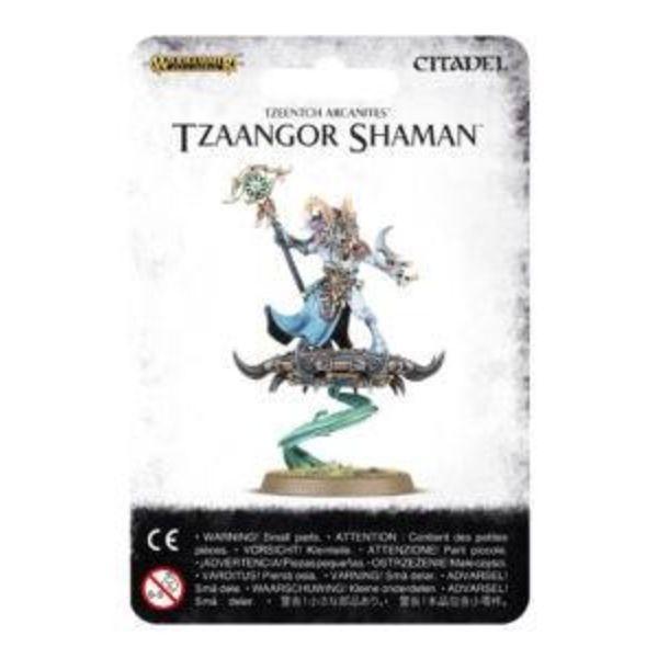 DAEMONS OF TZEENTCH ARCANITES TZAANGOR SHAMAN
