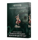 CHAOS WARRIORS DARKOATH WARQUEEN MARAKARR BLOOD SKY SPECIAL ORDER