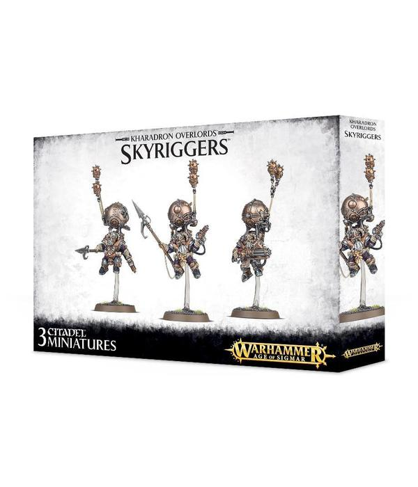 KHARADRON OVERLORDS SKYRIGGERS DHC