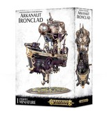 KHARADRON OVERLORDS ARKANAUT IRONCLAD DHC