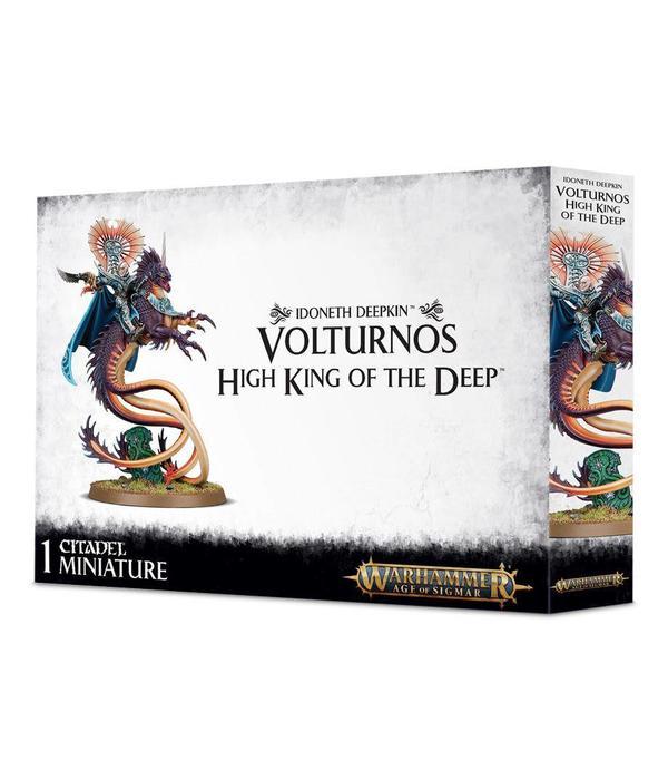 IDONETH DEEPKIN VOLTURNOS HIGH KING OF THE DEEP DHC