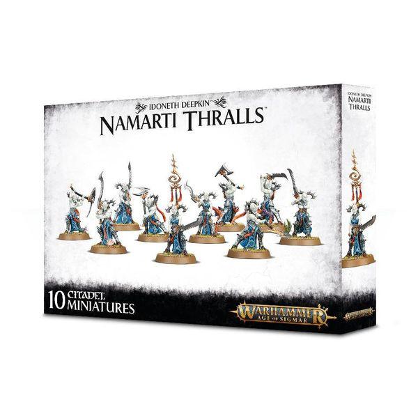 IDONETH DEEPKIN NAMARTI THRALLS SPECIAL ORDER