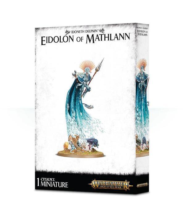 IDONETH DEEPKIN EIDOLON OF MATHLANN ASPECT OF THE SEA / STORM