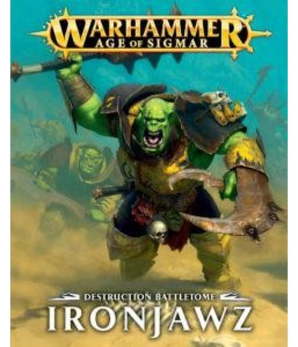 BATTLETOME IRONJAWZ DHC