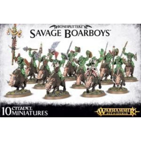 BONESPLITTERZ SAVAGE ORRUK BOARBOYS DHC