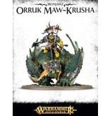 IRONJAWZ ORRUK MAW KRUSHA / Gordrakk Fist of Gork