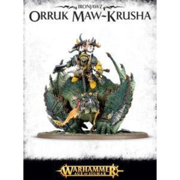 IRONJAWZ ORRUK MAW KRUSHA / Gordrakk, Fist of Gork DHC