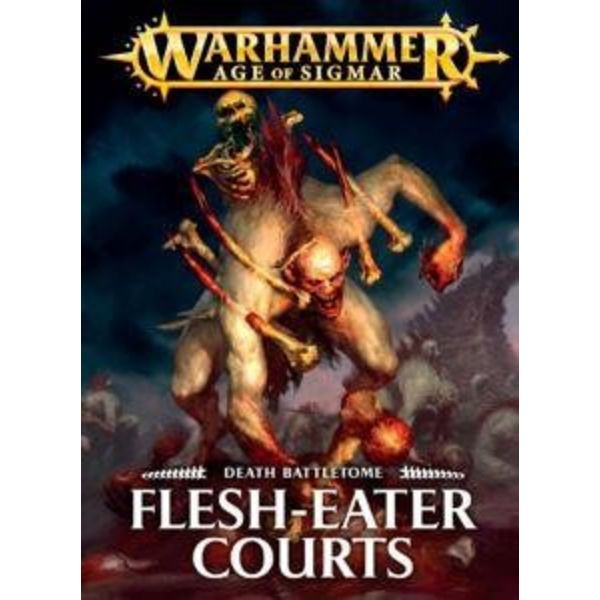 BATTLETOME FLESH EATER COURTS DHC