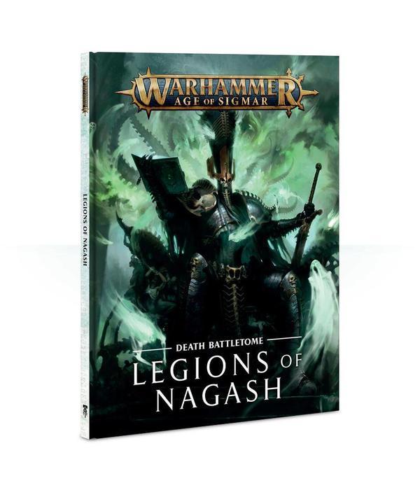 BATTLETOME LEGIONS OF NAGASH