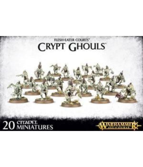FLESH EATER COURTS CRYPT GHOULS DHC