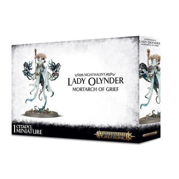 NIGHTHAUNT LADY OLYNDER DHC