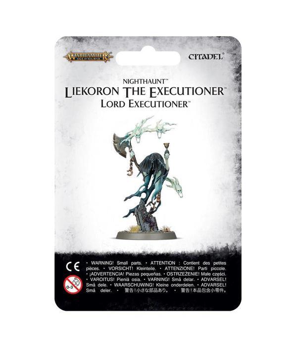 NIGHTHAUNT LIEKORON THE EXECUTIONER DHC