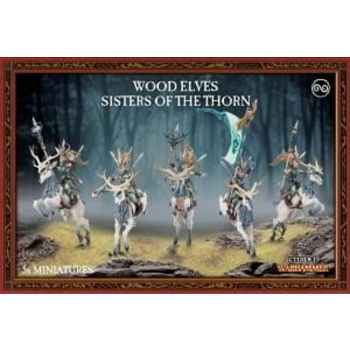 Wood Elf WANDERERS SISTERS OF THE THORN