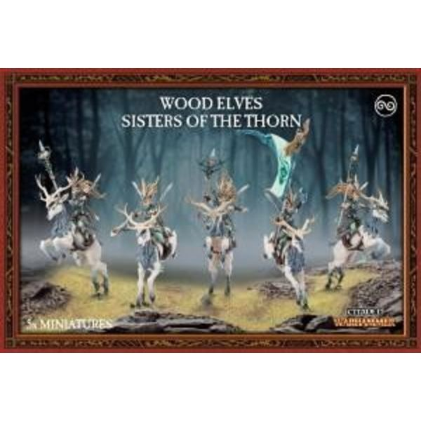 Wood Elf WANDERERS SISTERS OF THE THORN