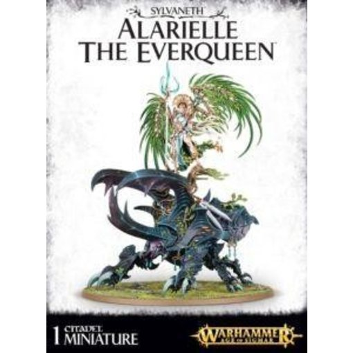 SYLVANETH ALARIELLE THE EVERQUEEN DHC