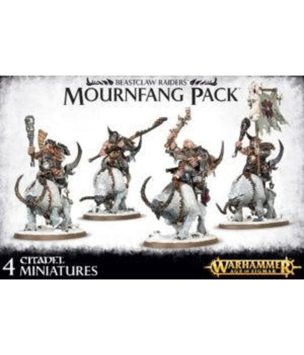 Beastclaw Raiders Mournfang Pack DHC
