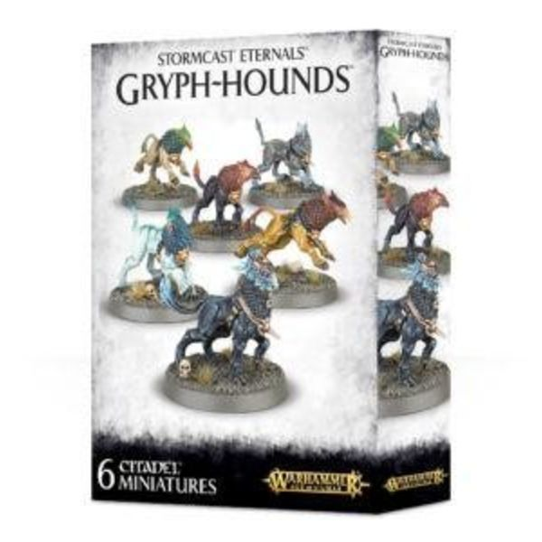 STORMCAST ETERNALS GRYPH HOUNDS DHC