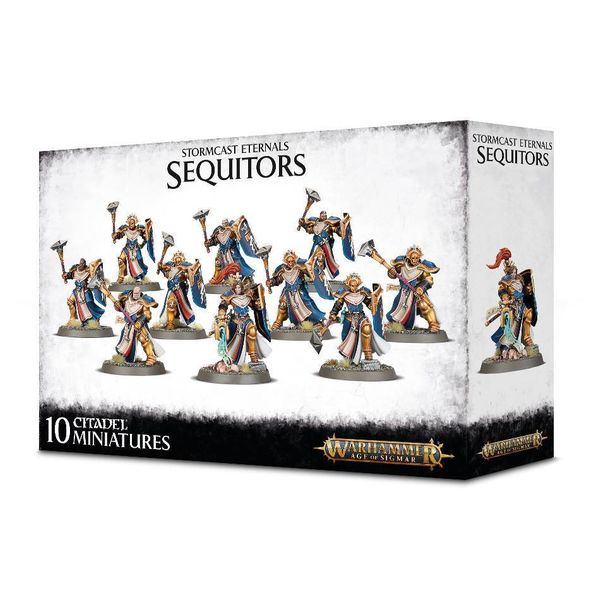 STORMCAST ETERNALS SEQUITORS DHC