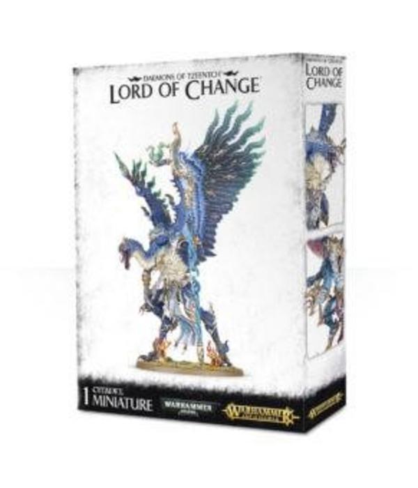 DAEMONS OF TZEENTCH LORD OF CHANGE / KAIROS FATEWEAVER