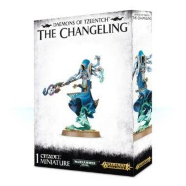Daemons of Tzeentch The Changeling SPECIAL ORDER DHC