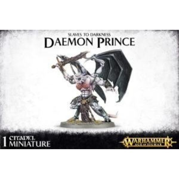 Chaos Space Marines Daemon Prince SPECIAL ORDER DHC