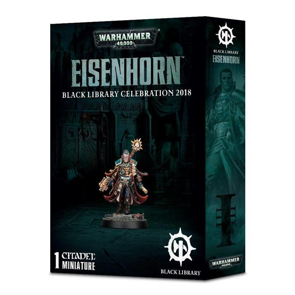 Warhammer 40k EISENHORN LE Miniature SPECIAL ORDER DHC
