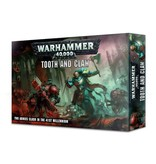 WARHAMMER 40K TOOTH AND CLAW (Additional S&H Fee Applies) DHC