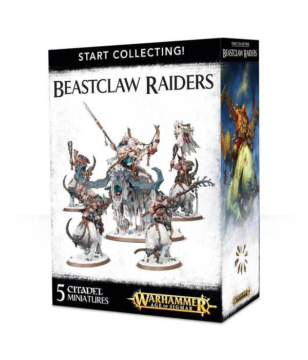 START COLLECTING! BEASTCLAW RAIDERS DHC