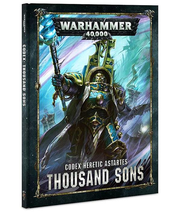 CODEX THOUSAND SONS DHC
