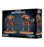 IMPERIAL KNIGHTS ARMIGER WARGLAIVES / WAR DOGS