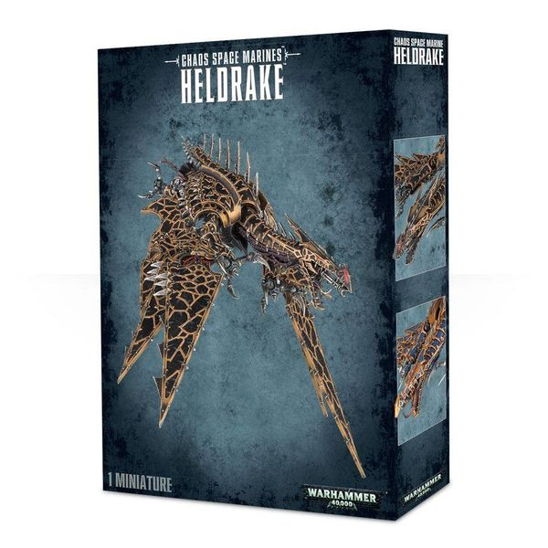 CHAOS SPACE MARINES HELDRAKE SPECIAL ORDER