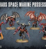 CHAOS SPACE MARINES POSSESSED DHC