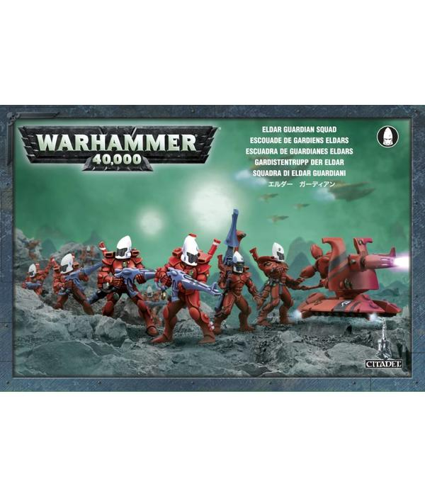 CRAFTWORLDS ELDAR GUARDIANS