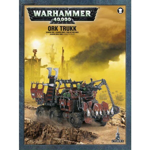 ORK TRUKK DHC