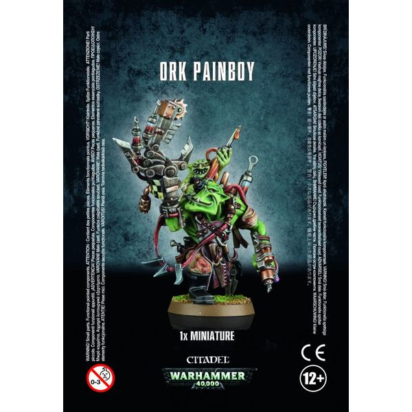 ORK PAINBOY DHC