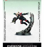 OFFICIO ASSASSINORUM EVERSOR ASSASSIN DHC