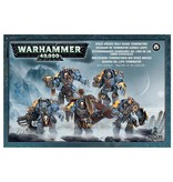 SPACE WOLVES WOLF GUARD TERMINATORS DHC