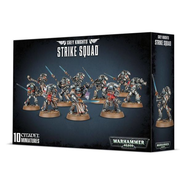 GREY KNIGHTS STRIKE SQUAD DHC