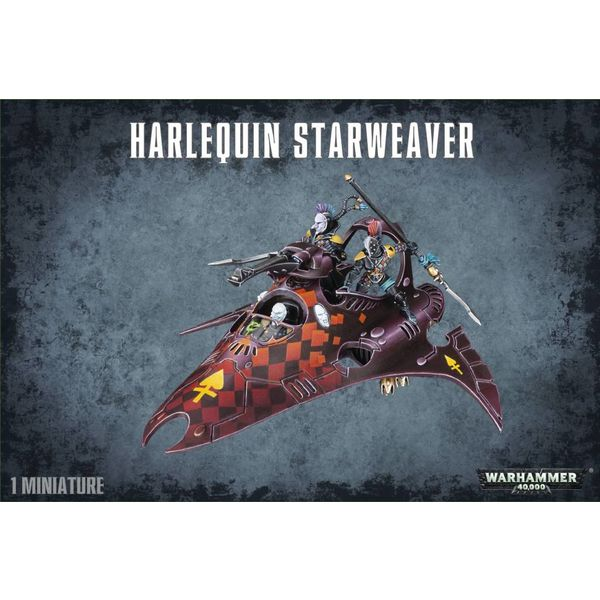 HARLEQUIN STARWEAVER / VOIDWEAVER DHC