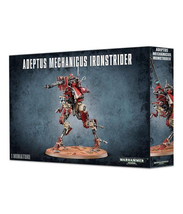 ADEPTUS MECHANICUS IRONSTRIDER / DRAGOON DHC