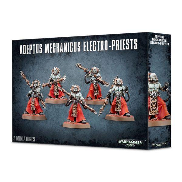 ADEPTUS MECHANICUS ELECTRO PRIESTS