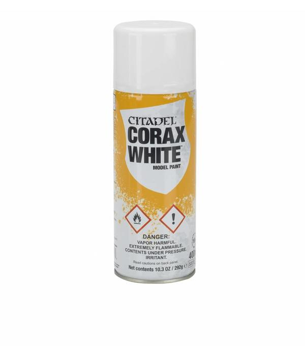 CITADEL CORAX WHITE SPRAY (Additional S&H Fee Applies) DHC