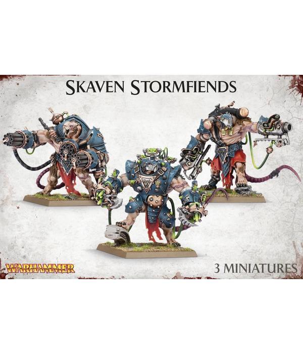 SKAVEN STORMFIENDS
