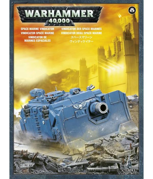 Chaos Space Marines Vindicator SPECIAL ORDER DHC