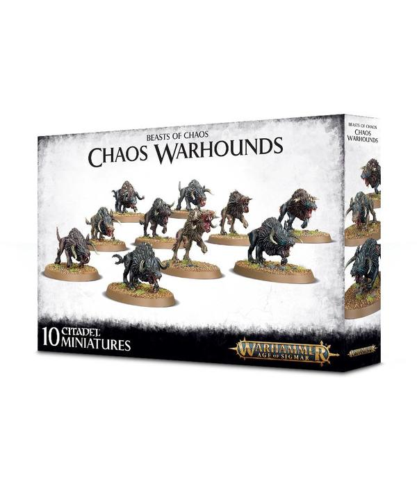MONSTERS OF CHAOS WARHOUNDS OF CHAOS SPECIAL ORDER DHC
